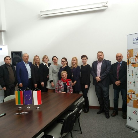 The next project regarding Polish-Lithuanian clustering cooperation has just started